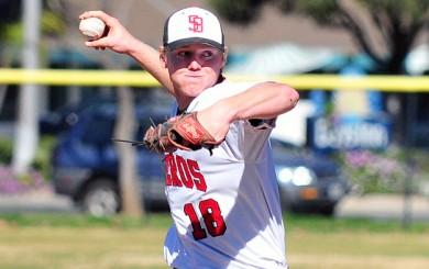 Kit Larson - SBCC Baseball