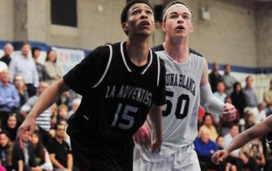 Laguna Blanca vs. L.A. Adventist CIF Basketball