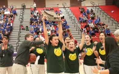 Santa Barbara High Girls Basketball - CIF