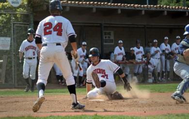 Patrick O'Brien - SBCC Baseball