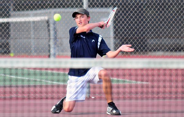 Quinn Hensley - Dos Pueblos Tennis