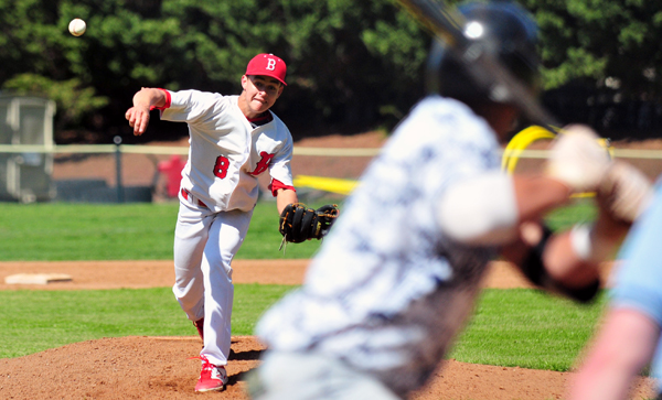 RJ Cordeiro - Bishop Diego baseball