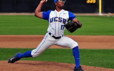 Dillon Tate - UCSB Baseball