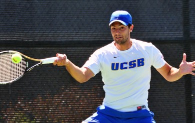 Ziad Sultan - UCSB Tennis