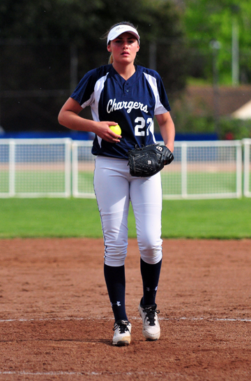 Lani Evans led Dos Pueblos to the CIF semifinals last season.