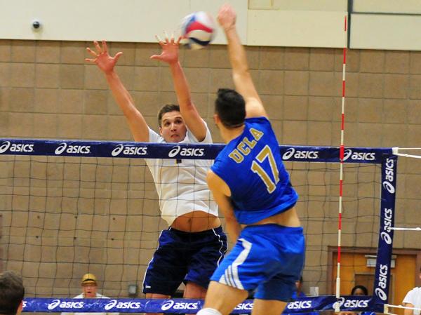 Matt Hanley - UCSB Volleyball