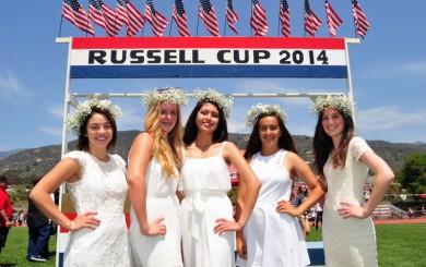 Russell Cup - Carpinteria, California