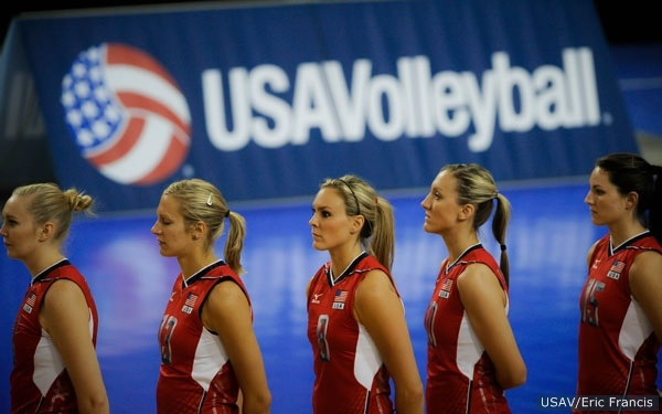 The USA National Women's Team is currently ranked No. 2 in the world.