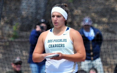Stamatia Scarvelis - Track & Field champion