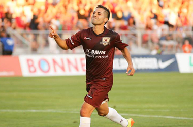 Rodrigo Lopez scored two goals in Sacramento's comeback win.