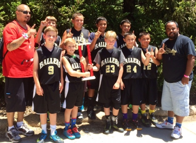 The 5th-grade team