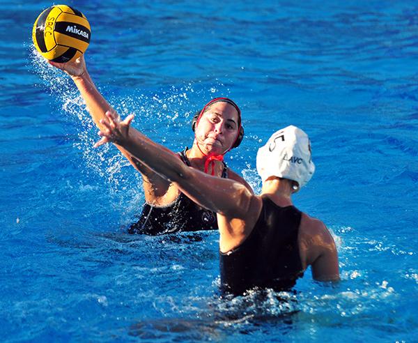 SBCC Women's Water Polo