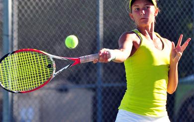 Cade Sorensen - Santa Barbara High Tennis