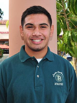 Junior Garcia, Santa Barbara High football