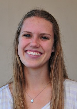McKenna Goss, DP volleyball