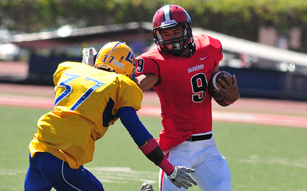SBCC is coming off a 7-4 season in which the Vaqueros played a post-season bowl game.