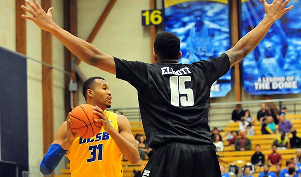 Northridge - UCSB Basketball