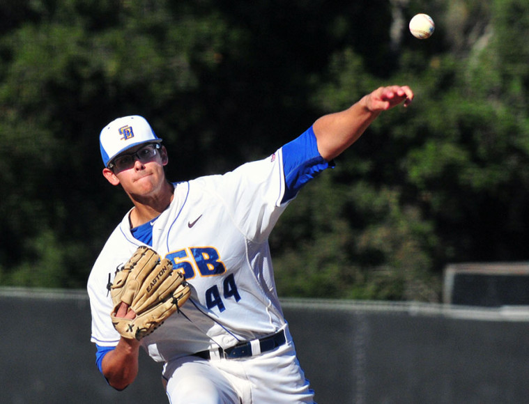 UCSB's Justin Jacome