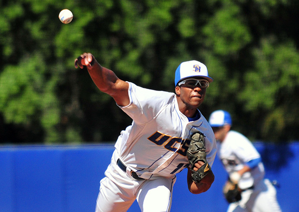 UCSB's Dillon Tate was a top-five pick in the MLB Draft on Monday. (Presidio Sports Photo)