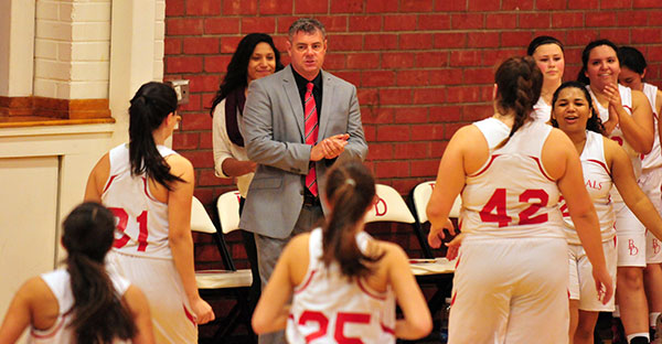 Burich has a career coaching record of on the sidelines.