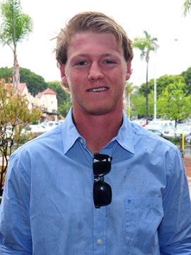 Kit Larson was SBCC's Athletic Round Table Scholar-Athlete of the Year for all sports.