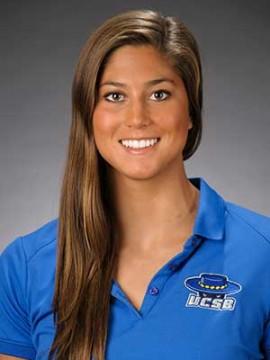 UCSB's Samantha Murphy
