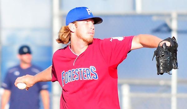 Cody Crouse is one of nine Foresters that made the 2015 CCL All-Star Team.