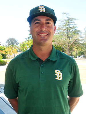 Donny Warrecker will take over for his father, Fred, as head coach of the Santa Barbara High baseball team.