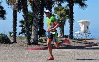 Kyle Visin - Goleta Beach Triathlon