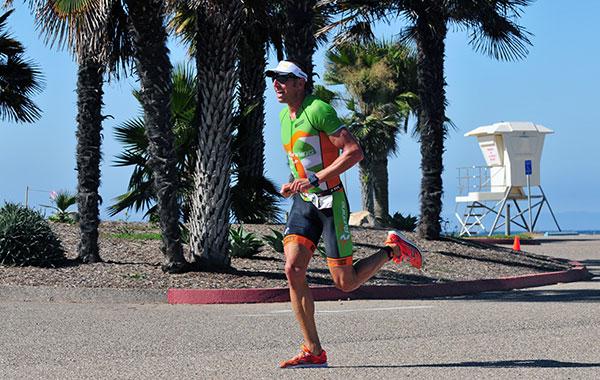 Kyle Visin  - Goleta Beach Triathlon