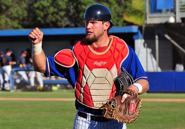 Jeremy Montalbano - Baseball