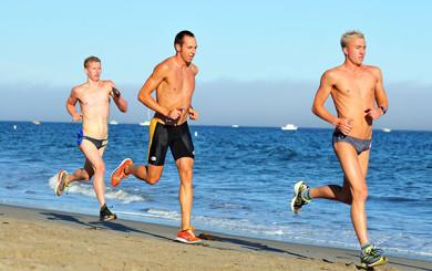 Cuyler Gabriel - Santa Barbara Biathlon