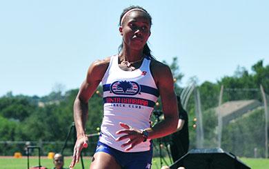 Barbara Nwaba - IAAF World Championships
