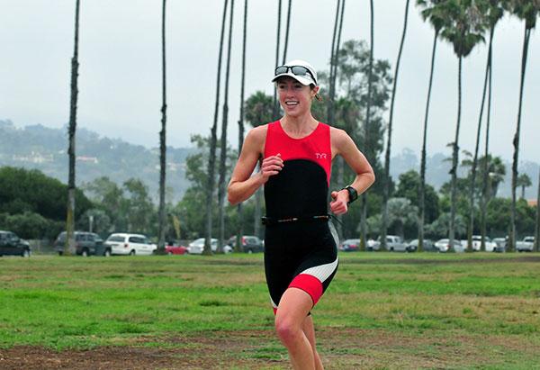 Women's champion Lauren Capone