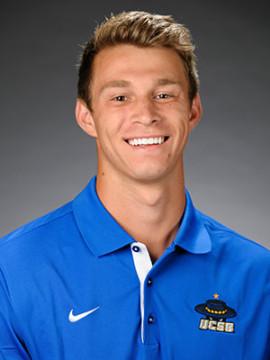 Nick DePuy - UCSB Soccer