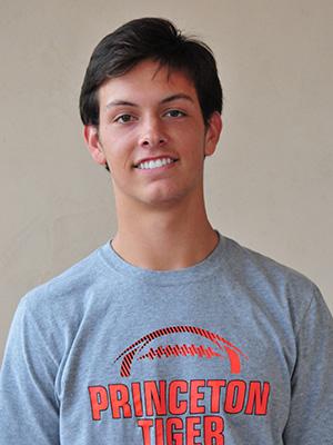 Brent Peus, Santa Barbara High football