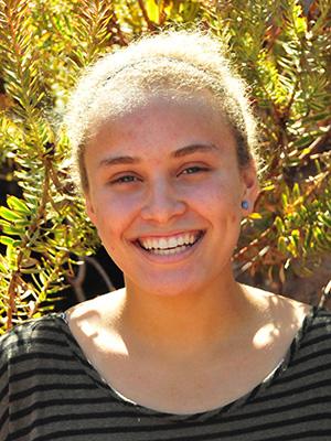 Chloe Allen, San Marcos volleyball.