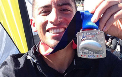 Curly Guillen - Marathon