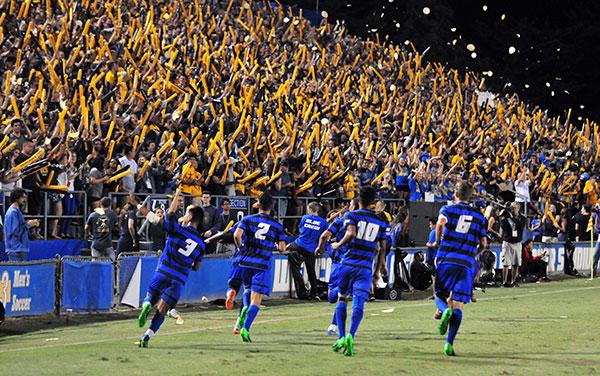 UCSB vs Cal Poly 2015