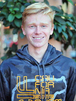 Hunter Clark, Dos Pueblos cross country.