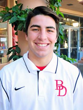 Male Athlete of the Week Michael Soracco
