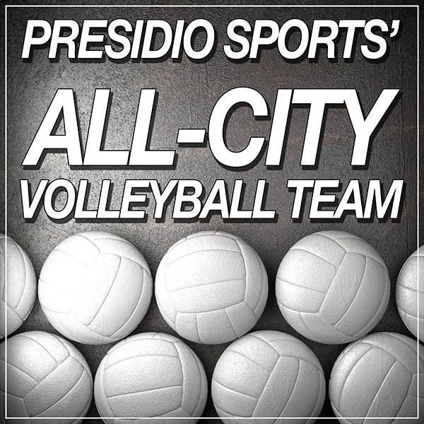 Presidio Sports' All-City Volleyball Team