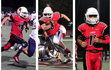 All-Tri Valley League Football MVPs