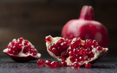 Pomegranates Nutrition