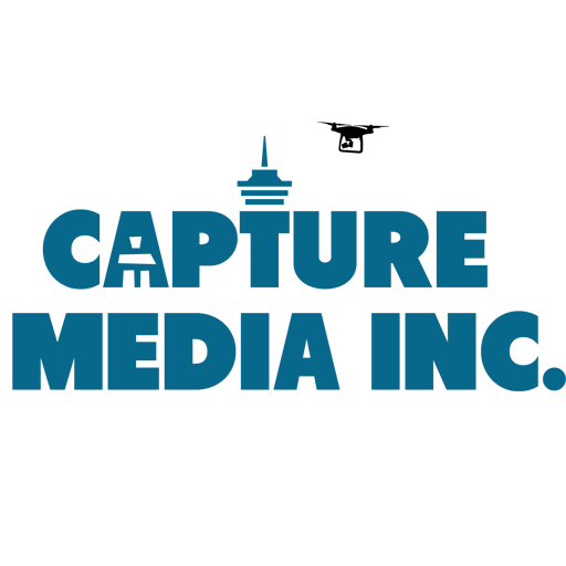 Capture Media Logo - Aerial Videography Vancouver