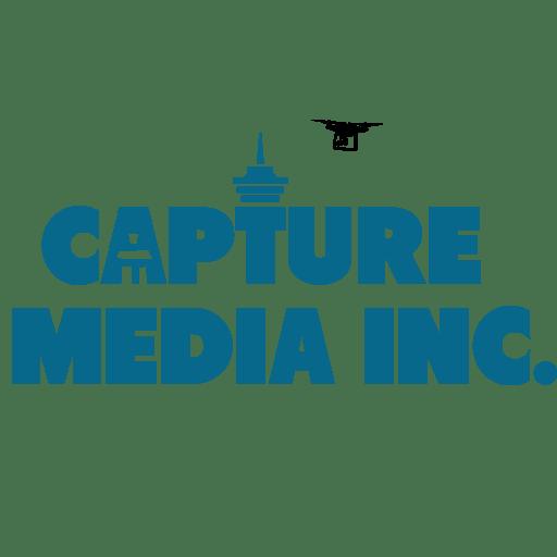 Capture Media Logo - Aerial Videography Vancouver