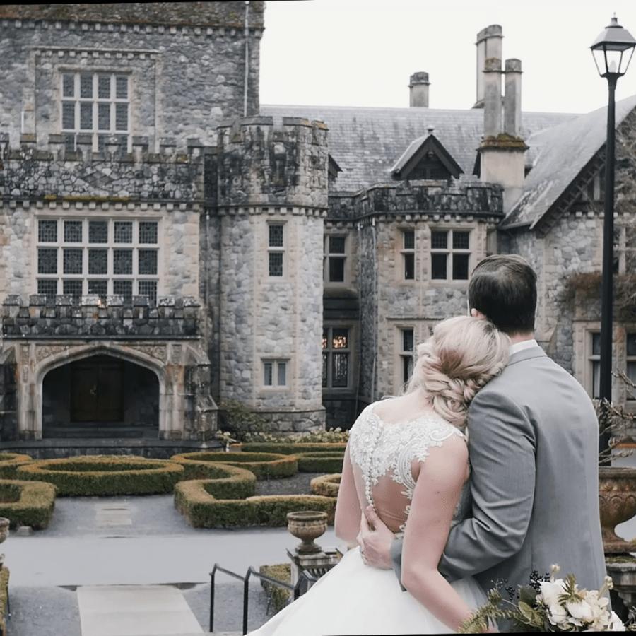 Historic Castle Wedding Location - Capture Productions