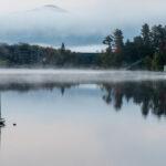 Early Morning Lake Placid