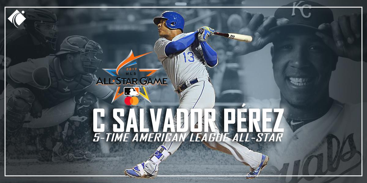 Salvador Perez, Royals, All-Star
