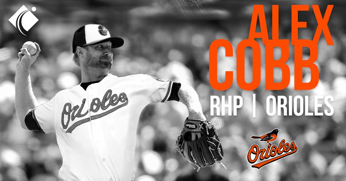 Alex Cobb Orioles